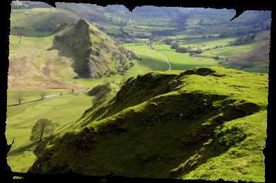 Rolling Hills of Derbyshire